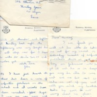 First Term Letters Home 1949 (5)