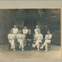School Gym Eight Photograph 1921