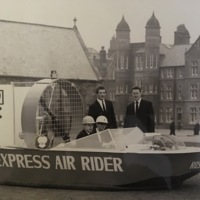 Inter-Schools Hovercraft Competition 1960s