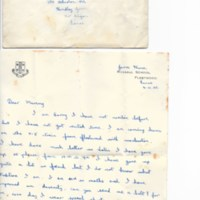 First Term Letters Home 1949 (7)
