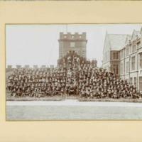 Rossall School Photo 1912