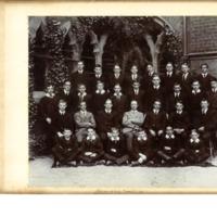 Mitre House Photograph 1911