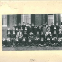 Junior School Photograph 1901