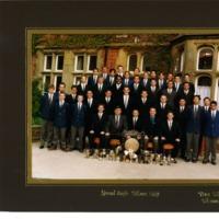 Spread Eagle House Photograph 1999