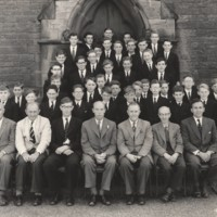 Rossall Choir 1960