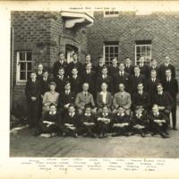 Mitre House Photograph 1933