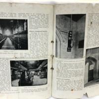 Lighting of Rossall School Magazine 1910.