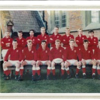 Rugby 1st XV 1989
