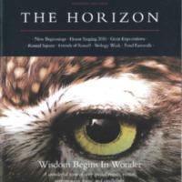 The Horizon, Issue 9,  January 2017