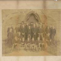 School Monitors Photograph 1886