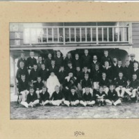 Junior School Photograph 1906