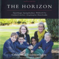 The Horizon, Issue 1, December 2013/ January 2014