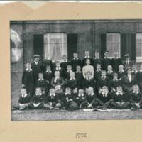 Junior School Photograph 1902