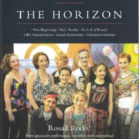The Horizon, Issue 3, January 2015