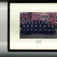 Falcon House Cup Winners Photograph 1978-9