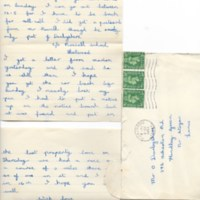 First Term Letters Home 1949 (6)