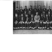 Junior Chapel Choir Photograph 1962