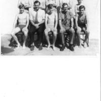 Swimming Team Photograph 1963